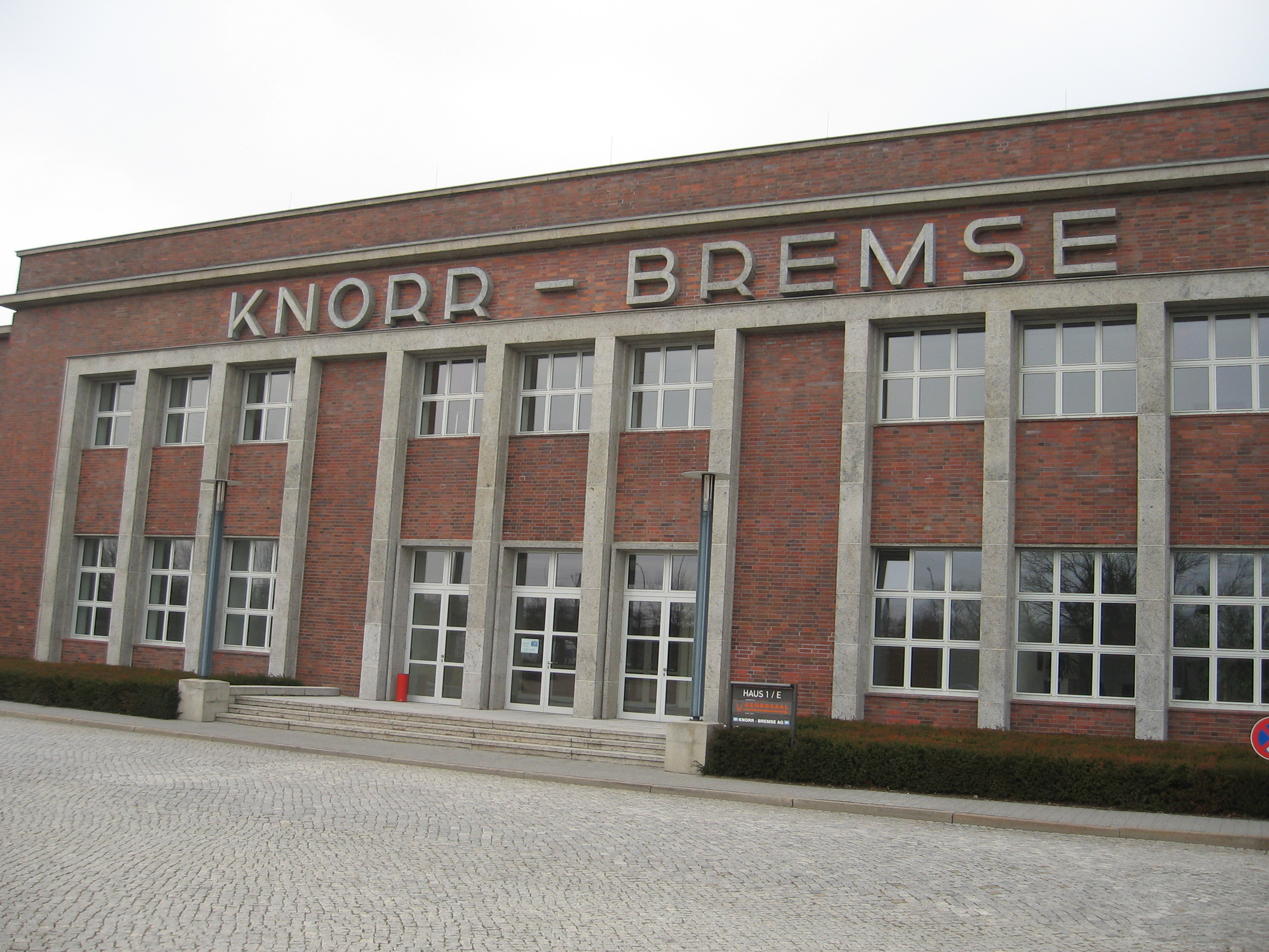BWF Marzahn Knorr Bremse